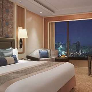 EDSA Shangrila Overnight Stay in Deluxe Room