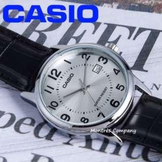 Montres Company香港註冊公司(25年老店) CASIO standard LTP-V002 LTP-V002L LTP-V002L-7 LTP-V002L-7B 兩隻色都有現貨 LTPV002 LTPV002L LTPV002L7 LTPV002L7B