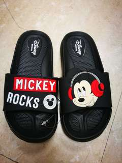 Mickey mouse sandal