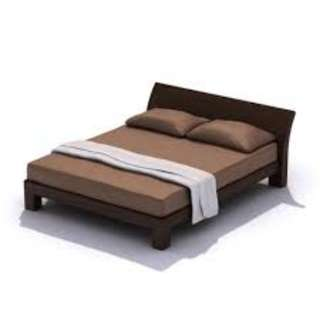 Looking for Queen Size bed (frame + matress)