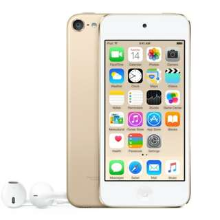 Ipod Touch 6th Generation 32GB NEW