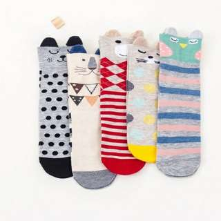 5 Pairs of Socks