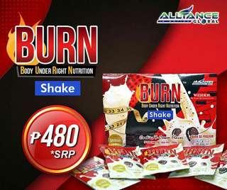 Burn Replacement Shake
