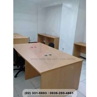 Laminated Table ( custom made ) Office Partition*