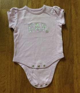 Baby Gap Romper (0-3M)