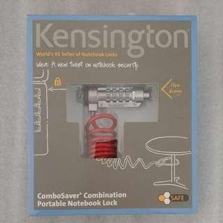 Kensington laptop notebook lock