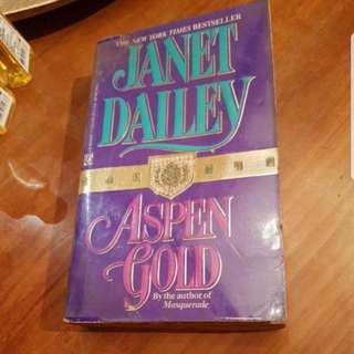 SALE! 'Aspen Gold' by Janet Dailey