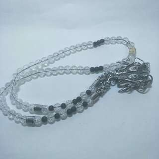 Thai amulet necklace for loop om 1 hook.