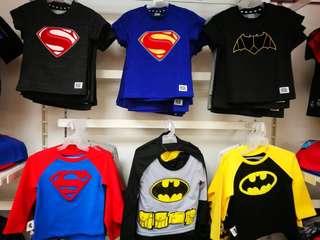 Superheroes Tshirt