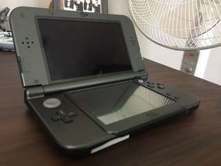 🚨 2nd Hand: 3DS XL (Metallic Black) 👾
