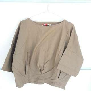 Batwing blouse