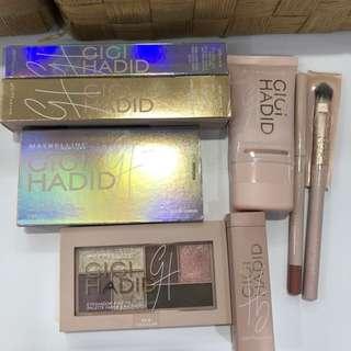 Gigi hadid mabelline limited edition