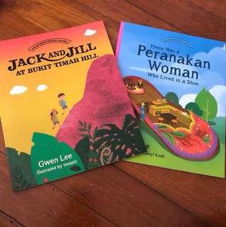 Children's book (local title)