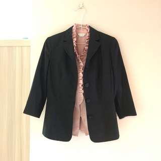 🚚 G2000西裝外套(七分袖)