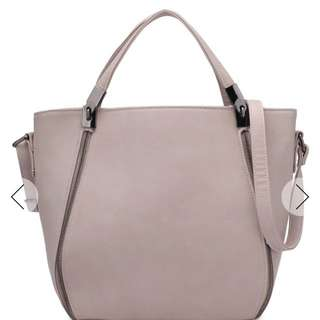 Zalora Gray Bag