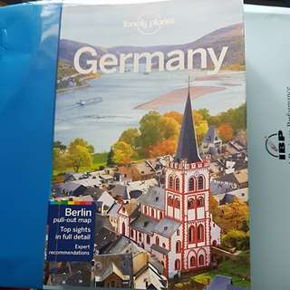 Germany by lonely planet
