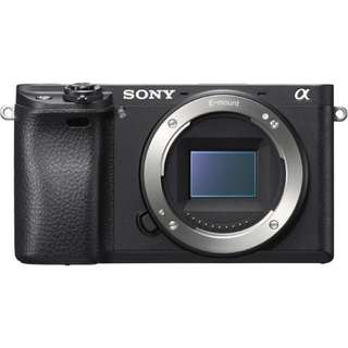 Sony Alpha a6300 Body Only