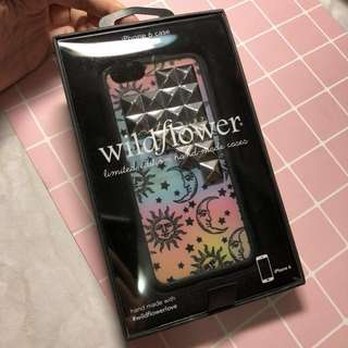 美國wildflowers iphone6 case 二手
