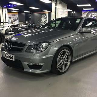 2011 MERCEDES-BENZ C63  Facelift