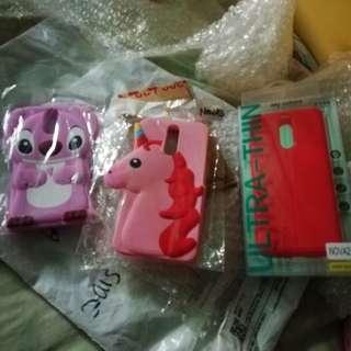 Huawei Nova 2i Rubber Cases