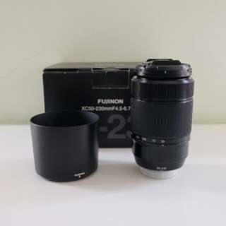 Used Fujifilm XC50-230mm F4.5-6.7 OIS Lens