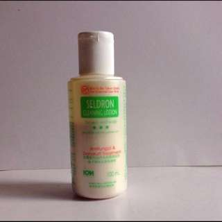 SELDRON 100mL shampoo 2