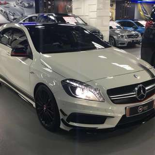MERCEDES-BENZ A45 EDITION 1