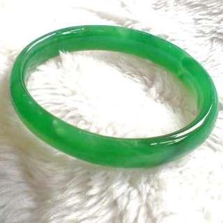 綠 瑪瑙 18.5 6cm