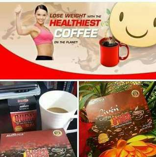 Liven Alkaline Burn Coffee
