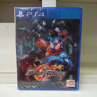 PS4 Kamen Rider Climax Fighter R3 English
