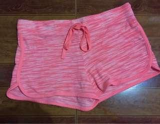 Neon pink Short