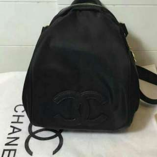TAS CHANEL BACKPACK VIP GIFT