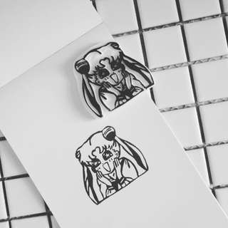 Character Stamps