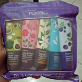 Rorec Hand Cream Gift Pack (ON-HAND)