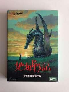 Tales from Earthsea movie DVD