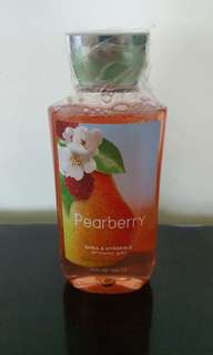 Bath & Body Works Shower Gel - Pearberry