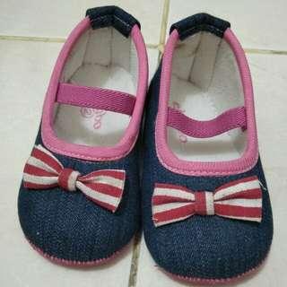 Sepatu bayi ekubo prewalker pita