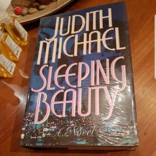 GARAGE SALE 'Sleeping Beauty' by Judith Michael (Hardbound)