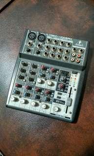 Mixer Xenyx 1002fx