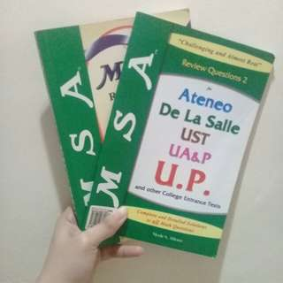UST, Ateneo, UP Reviewer