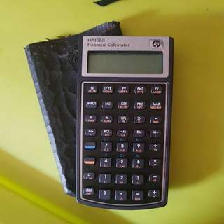 Financial Calculator HP 10bII