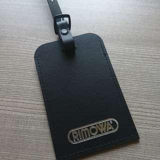 (包送貨)Rimowa原裝行李標籤牌Luggage tag