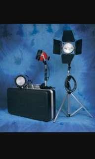 Cosmolight studio photography video filming lights