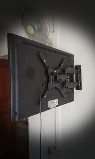 180 degree tv bracket model 400