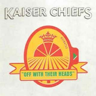 arthcd KAISER CHIEFS Off With Their Heads CD
