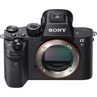 Sony Alpha A7S Mark II Body Only