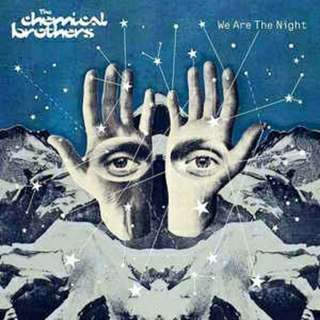 arthcd CHEMICAL BROTHERS We Are The Night CD