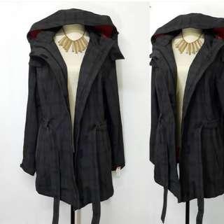 Trench Coat Winter Coat for Men