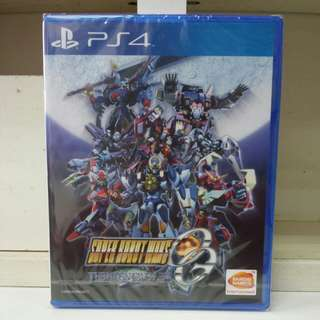 PS4 Super Robot Wars OG The Moon Dwellers R3 English