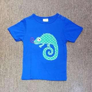 Kids T-shirt promotion - Zoo